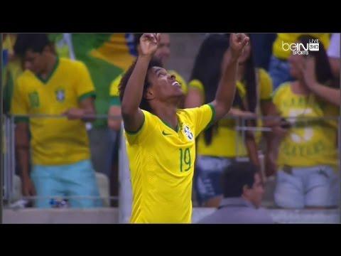 فوز منتخب البرازيل على فنزويلا