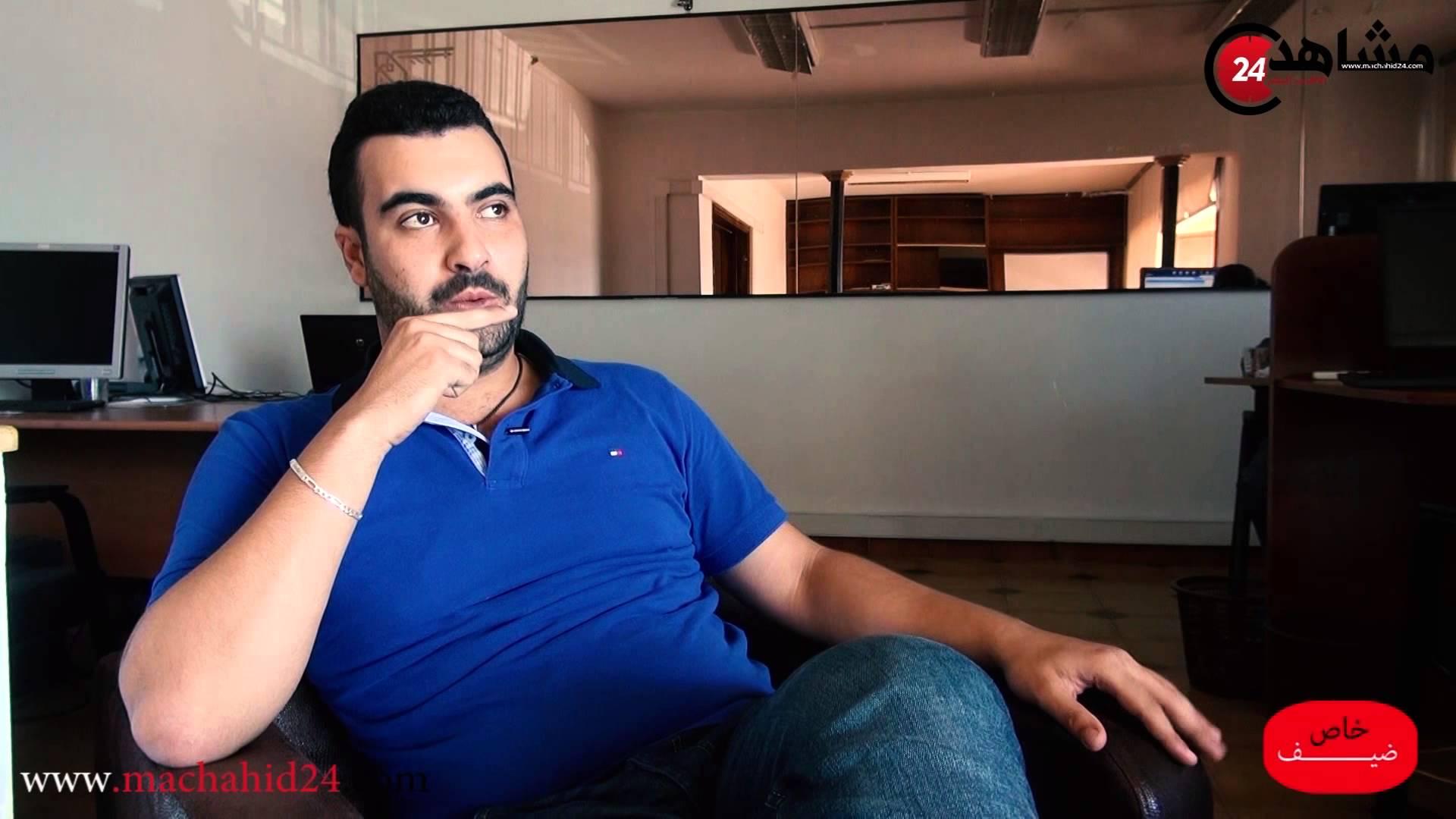ناصر ميكري يتحدث عن تفاصيل أغنيته الجديدة