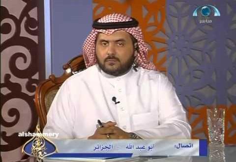 """برنامج سعودي.. اتصال من """"المهدي المنتظر"""""""
