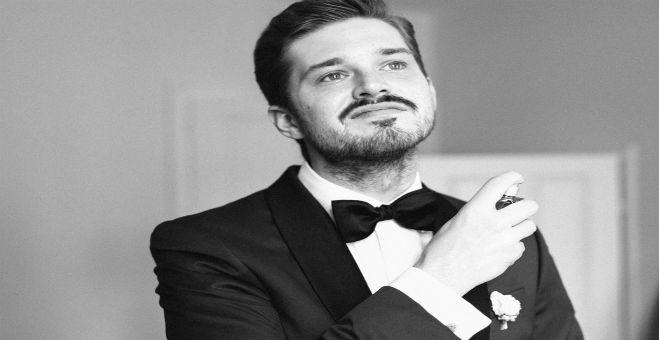 بالصور..أفخم العطور الرجالية لعريس 2015