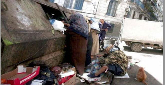 منظمة حقوقية: 14 مليون جزائري يعيشون تحت عتبة الفقر
