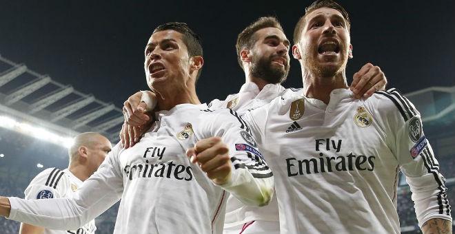 ريال مدريد يسحق ليفانتي بثلاثية نظيفة ويعتلي صدارة الليغا