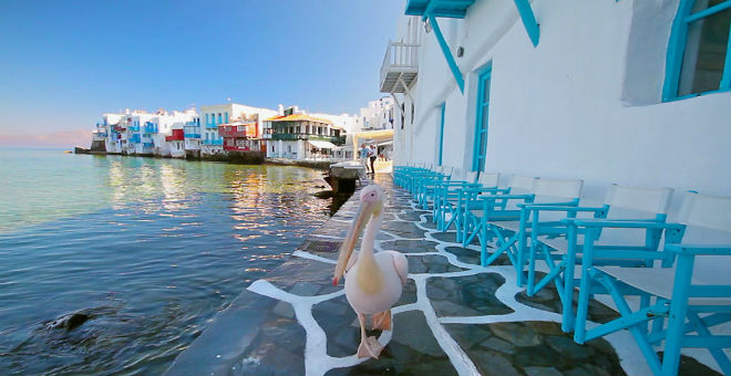 بالصور: أجمل الجزر اليونانية لقضاء شهر العسل