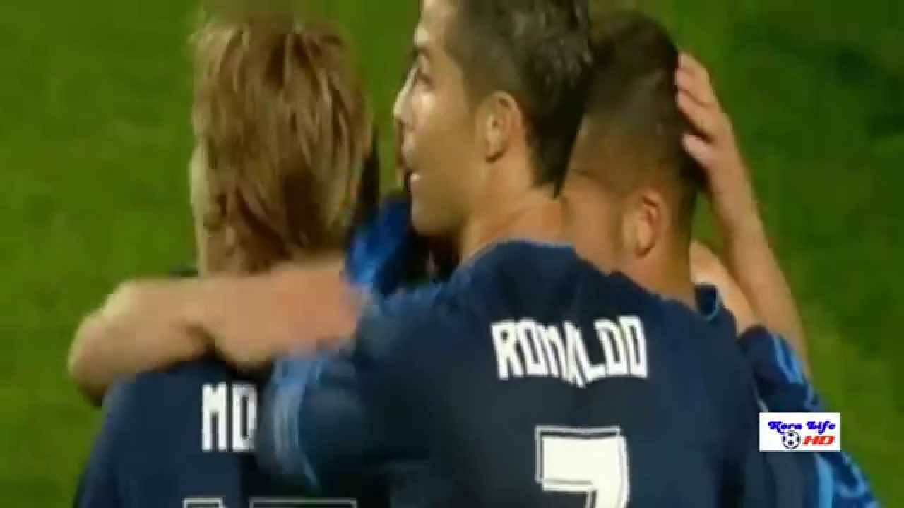 مباراة ريال مدريد ومالمو 2-0