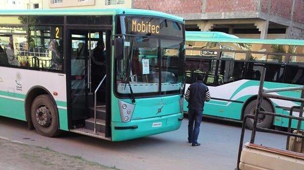 مثير..حافلة ''مجنونة'' تصطدم ب 16 سيارة في آن واحد!!