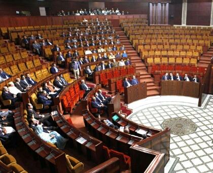 ''البام'' يخلق الحدث بالبرلمان بسبب مستشاره المتهم بالفساد الانتخابي