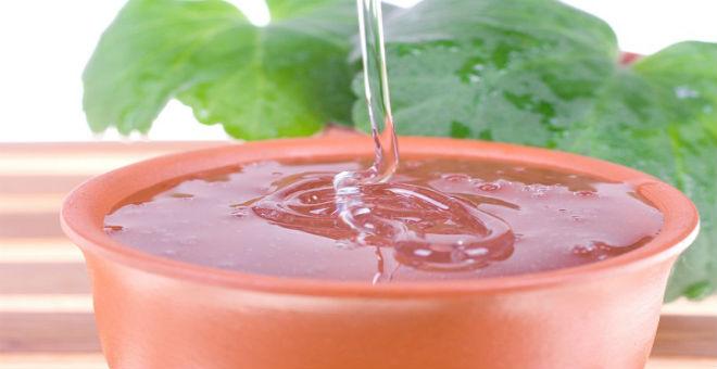 حضري شامبو الشاي الأخضر بنفسك في المنزل