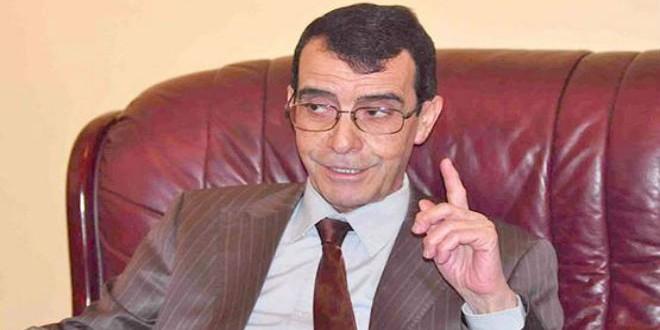 الجنرال المتقاعد حسين بن حديد