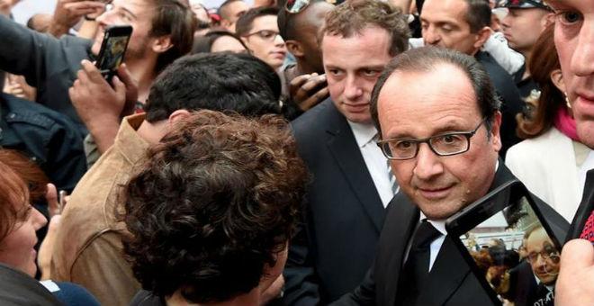 استمرار مسلسل تراجع شعبية الرئيس الفرنسي