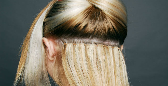 احذري وصلات الشعر الاصطناعية..تصيبك بالصلع