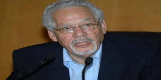 الجنرال الجزائري المتقاعد خالد نزار