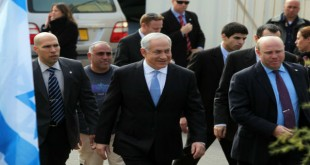 يرفض السلام على بنيامين نتانياهو