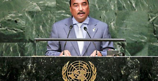 ولد عبد العزيز يحمل التدخل الأجنبي مسؤولية تدهور الوضع في ليبيا