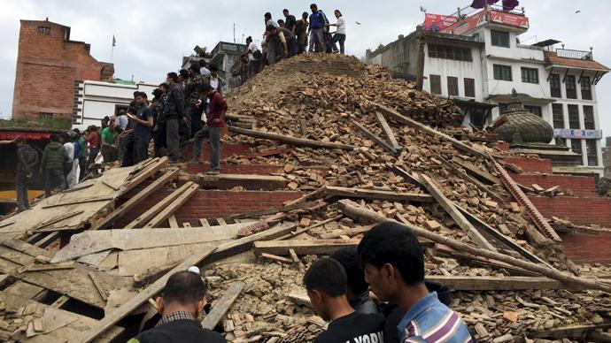 بالفيديو. زلزال مدمر يضرب باكستان وأفغانستان والهند!