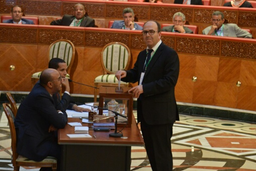 المجلس الدستوري ''راض'' عن تعديلات بنشماس وهكذ وصفها
