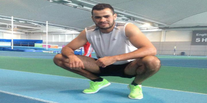 الملاكم أبوحمادة: عازمون على تحقيق نتائج جيدة في قطر