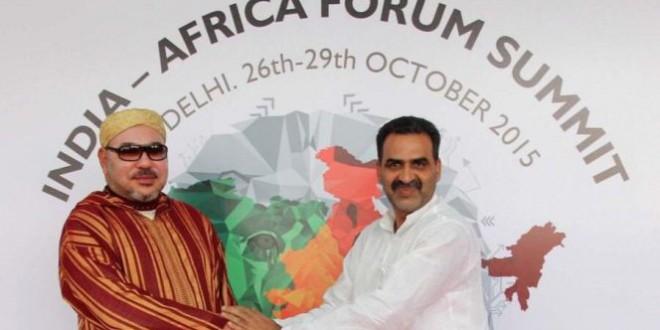 المغرب والهند.. علاقة تاريخ ومستقبل