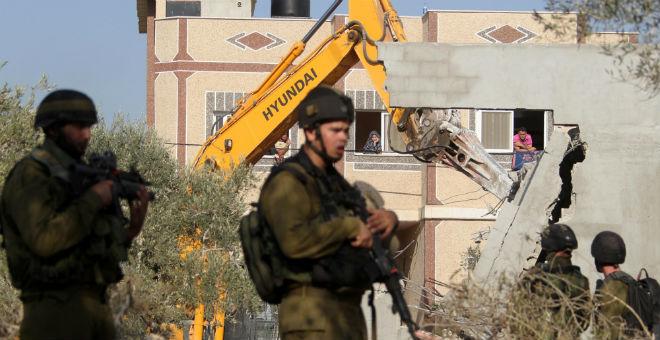 إسرائيل تصعد عملياتها وتهدم منازل الفلسطنيين في القدس