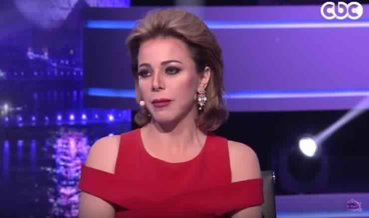 فيديو| إحراج سوزان نجم الدين على الهواء مباشرة !