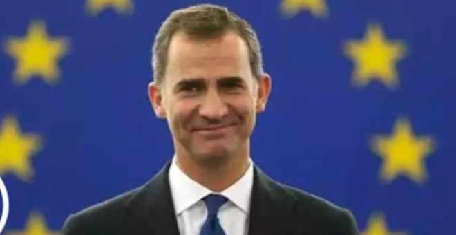ملك اسبانيا يعارض تلميحا انفصال كاتالونيا