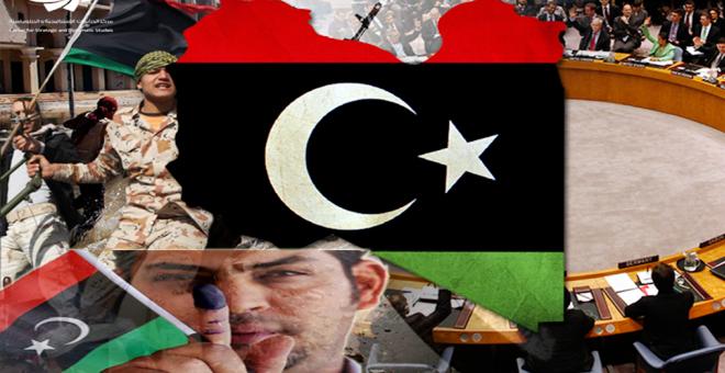 الشخصيات المرشّحة لرئاسة حكومة التّوافق في ليبيا