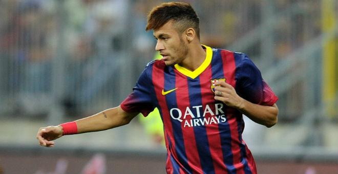 نيمار يصدم  برشلونة ويرفض تجديد عقده !