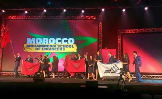 المغاربة يتفوقون من جديد في مسابقة ''إيناكتوس'' الدولية