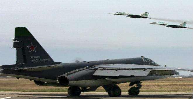 الطيران الروسي شن أزيد من 5 آلاف غارة في سوريا