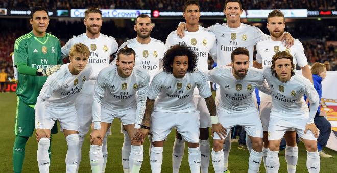 ريال مدريد يفوز على سلتا فيغو وينفرد بصدارة الليغا