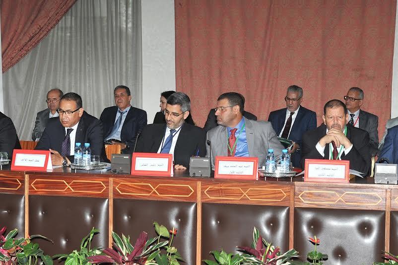 العماري يمرر القانون الداخلي لمجلس مدينة الدار البيضاء بالإجماع