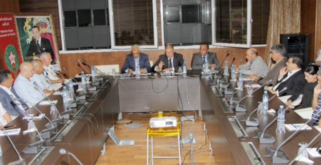 لقجع يجتمع مع ممثلي ودادية المدربين المغاربة