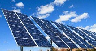 معرض للطاقة الشمسية