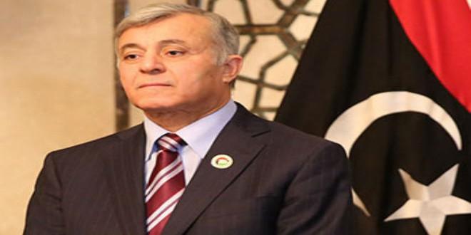 نوري أبو سهمين، رئيس المؤتمر الوطني العام بطرابلس