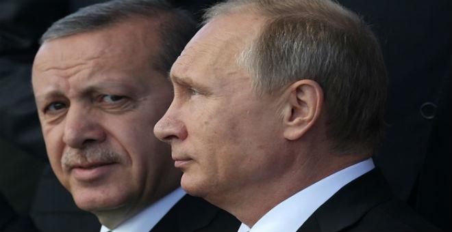 أردوغان يرفض الاعتذار ويحذر موسكو من