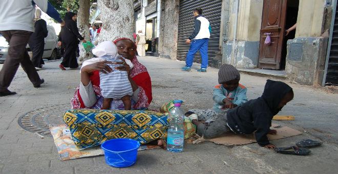 الجزائر: وفاة 18 شخصا في حريق لمركز لإيواء اللاجئين بورقلة