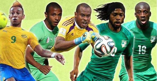 10 لاعبين يتنافسون على جائزة أفضل لاعب إفريقي