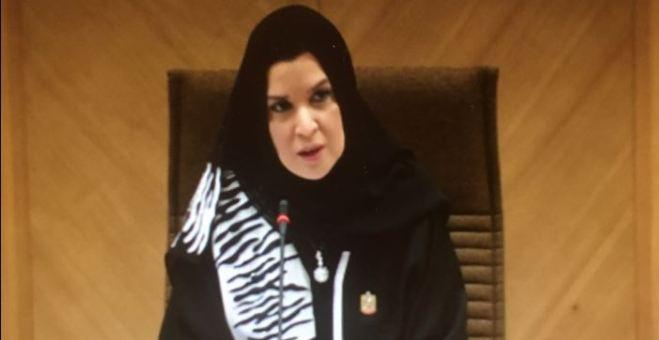 أمل القبيسي أول امرأة تترأس البرلمان في العالم العربي