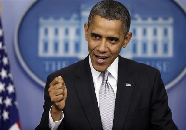 أوباما: لن نتدخل عسكريا في سوريا وسنضغط على روسيا وإيران