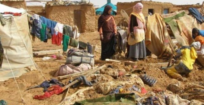 فاعلون جمعويون إسبان ومغاربة ينددون بالجحيم اليومي في مخيمات تندوف