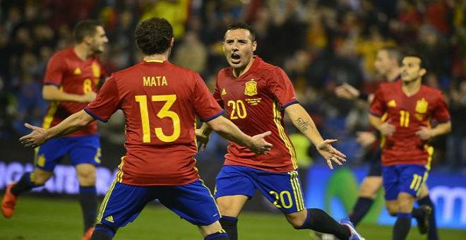 إسبانيا تفوز على إنجلترا وسقوط لألمانيا وإيطاليا