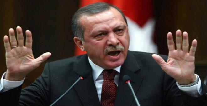 أردوغان: لن نصبر إلى ما لا نهاية أمام اختراق سيادتنا