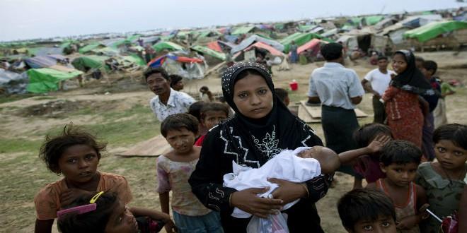 استمرار اضطهاد أقلية أقلية الروهينغا المسلمة  في بورما
