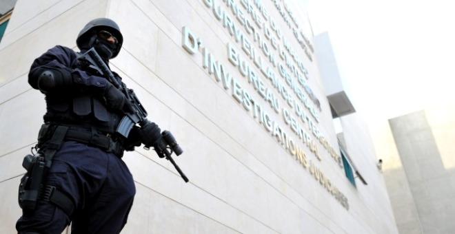 تفكيك خلية إرهابية  في بني ملال كانت تخطط لزعزعة استقرار المغرب