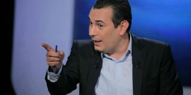 الإعلامي التونسي معز بن غربية