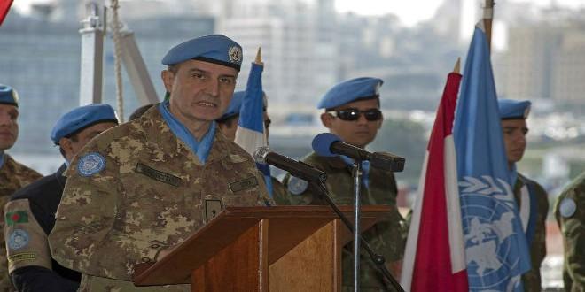 الجنرال الإيطالي باولو سيرا
