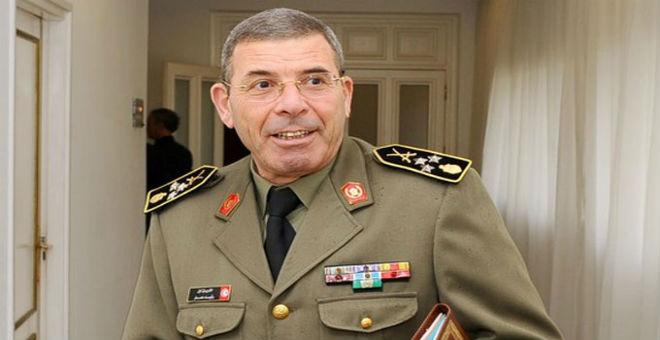 الجنرال رشيد عمار:
