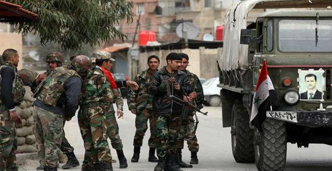 الأسد يجبر السوريين على الالتحاق بالجيش