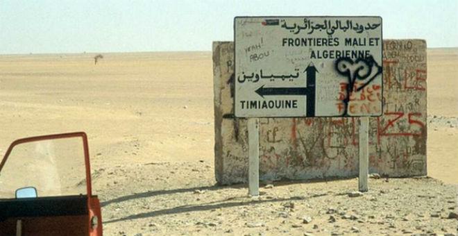 الجزائر تغلق حدودها مع مالي وليبيا