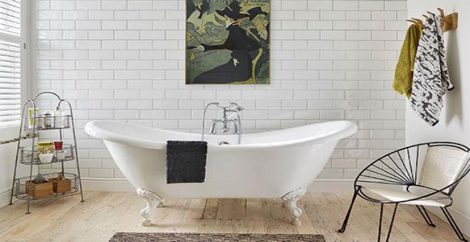حيل عبقرية تجعل حمامك يبدو أوسع