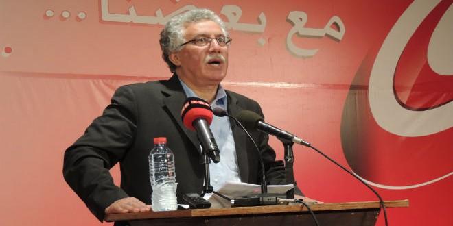 السياسي التونسي حمة الهمامي